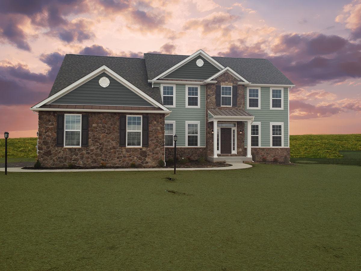 Home new cbs builders llc premium home builder in for Home builders in west virginia